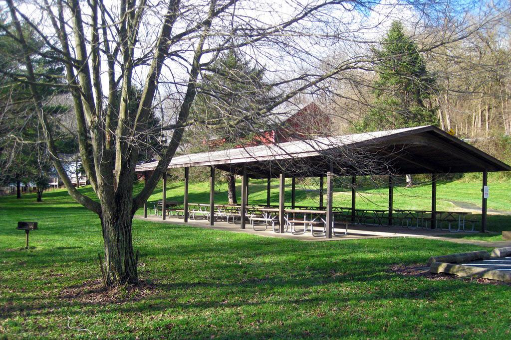 Pavilion at Eden Mill