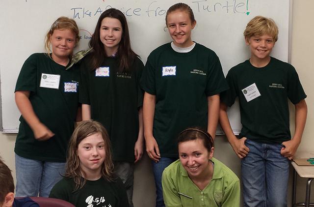 Junior Volunteers