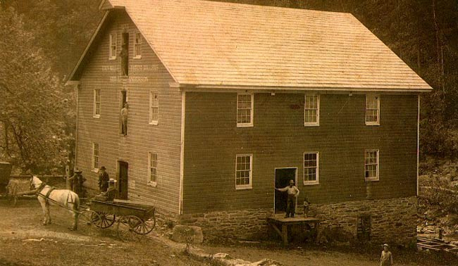 Historic Gristmill